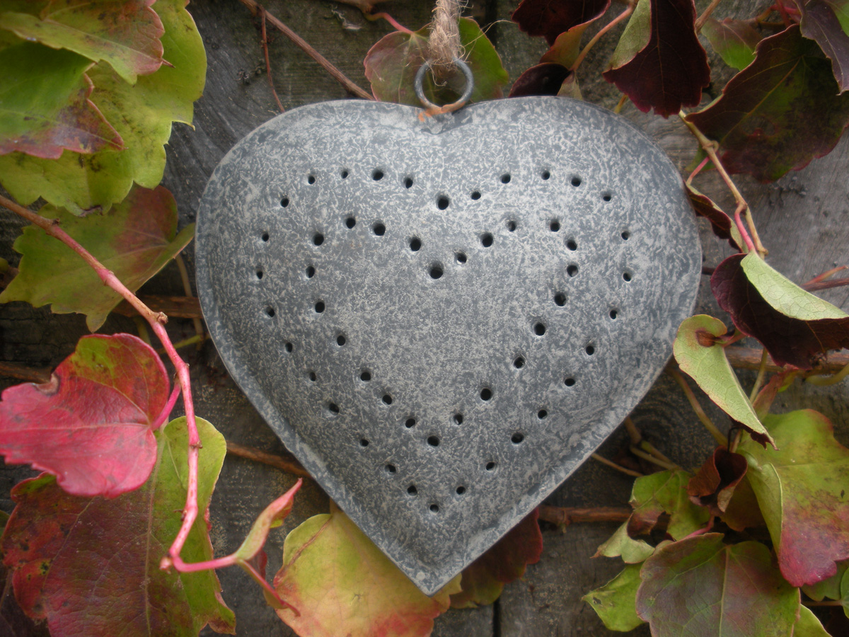 Puffed Heart Ornament - Click to Enlarge Photo